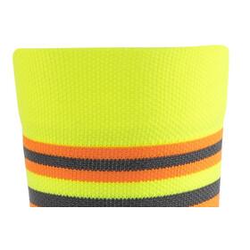 Alé Cycling Stripe Merino Socks Fluo Yellow-Black
